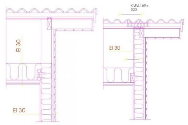 huoneistojen välinen seinä paloluokka